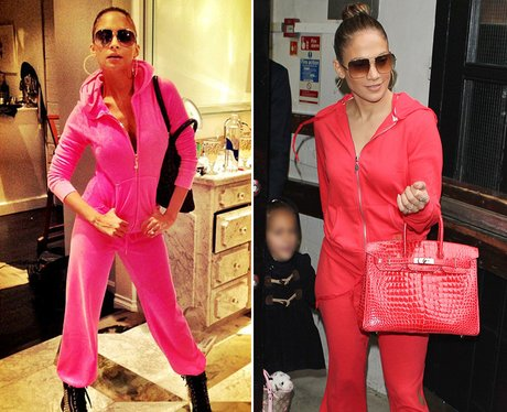 Celebrities Dressed As Other Celebrities: Nicole R