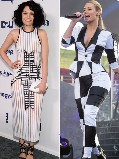 Fashion Face Off: Jessie J V. Iggy Azalea