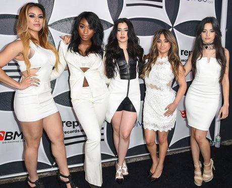 Fifth Harmony All White Outfit