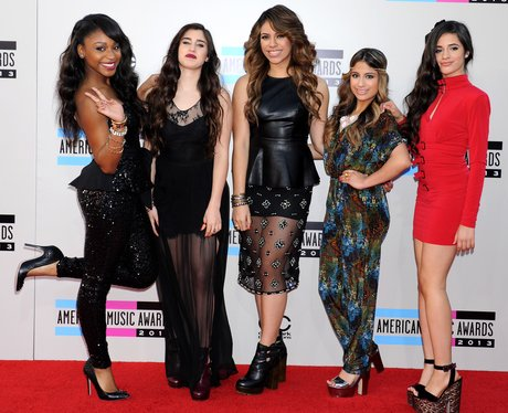 Fifth Harmony American Music Awards 2013