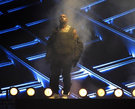 Kanye West Billboard Music Awards 2015 Performance