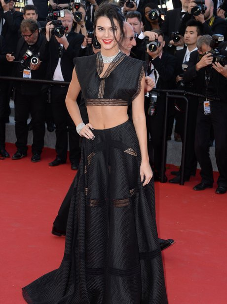 Kendall Jenner Cannes 2015