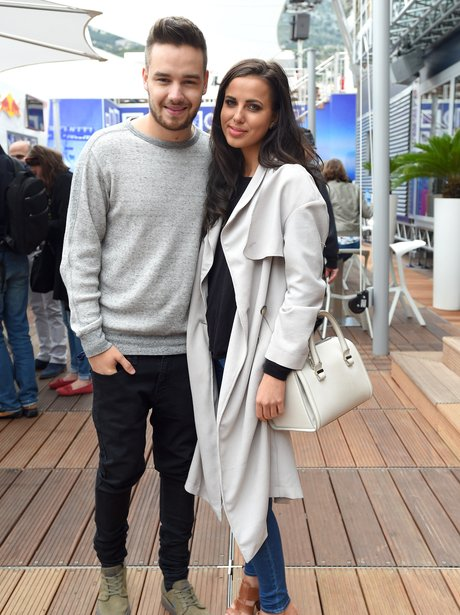 Liam Payne and Sophia Smith in Cannes