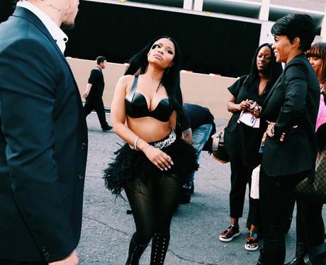 Nicki Minaj Billboard Music Awards 2015