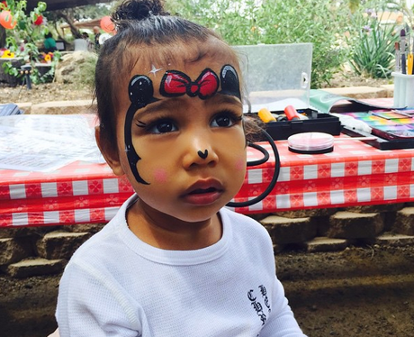 North West Minnie Mouse