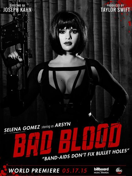 Selena Gomez Bad Blood Music Video