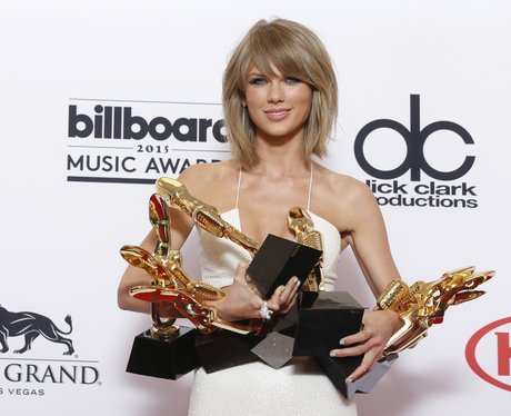 Taylor Swift Billboard Music Awards 2015 Winner