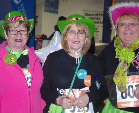 Tenovus Goodnight Walk 2015