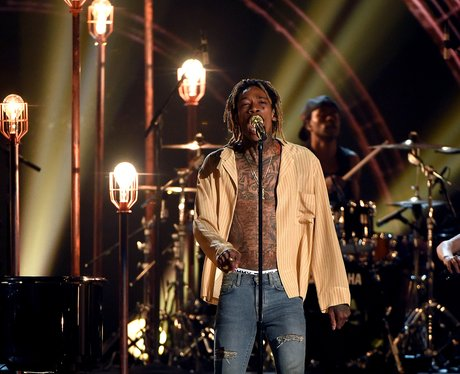 Wiz Khalifa Billboard Music Awards 2015 Performanc