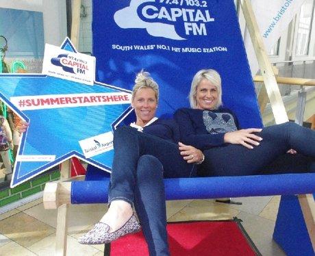 Capital And Bristol Airport Summer Experiential Al