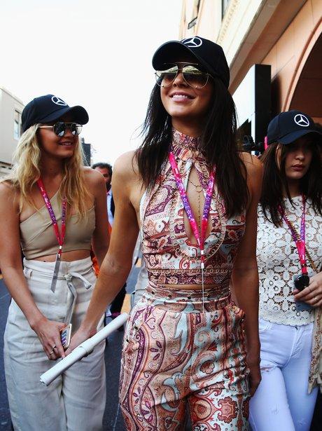 Kendall Jenner Formula One Grand Prix