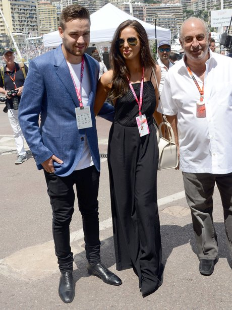 Liam Payne and Sophia Smith Grand Prix