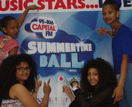 Summertime Ball - Sunday Part 1
