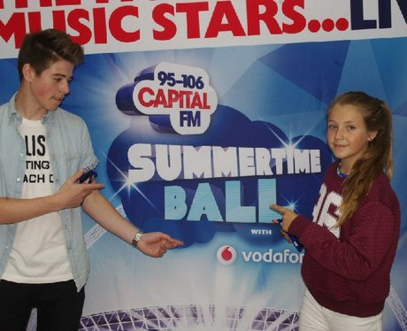 Summertime Ball - Sunday Part 2