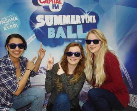 Summertime Ball - Sunday Part 2