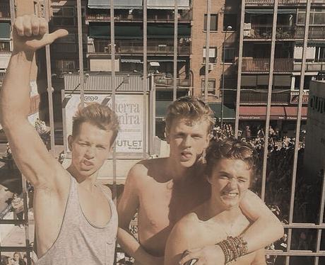 The Vamps Tristan Evans Instagram