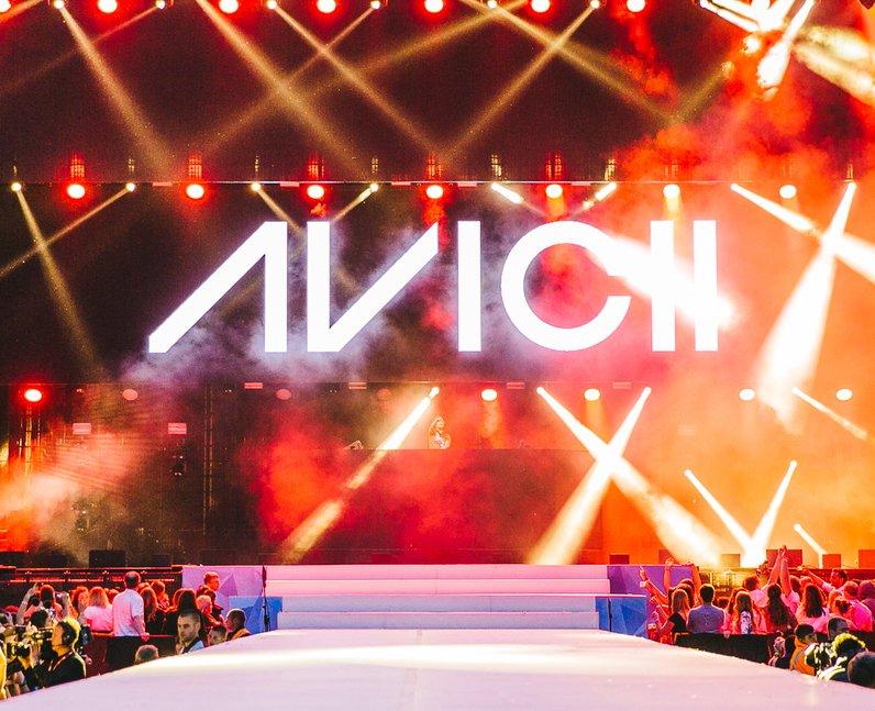 Avicii Summertime Ball 2015