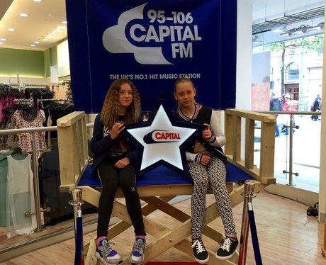 Capital STB at Primark Nottingham