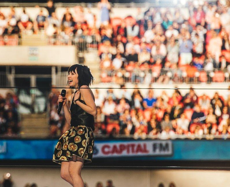Carly Rae Jepsen Live Summertime Ball 2015
