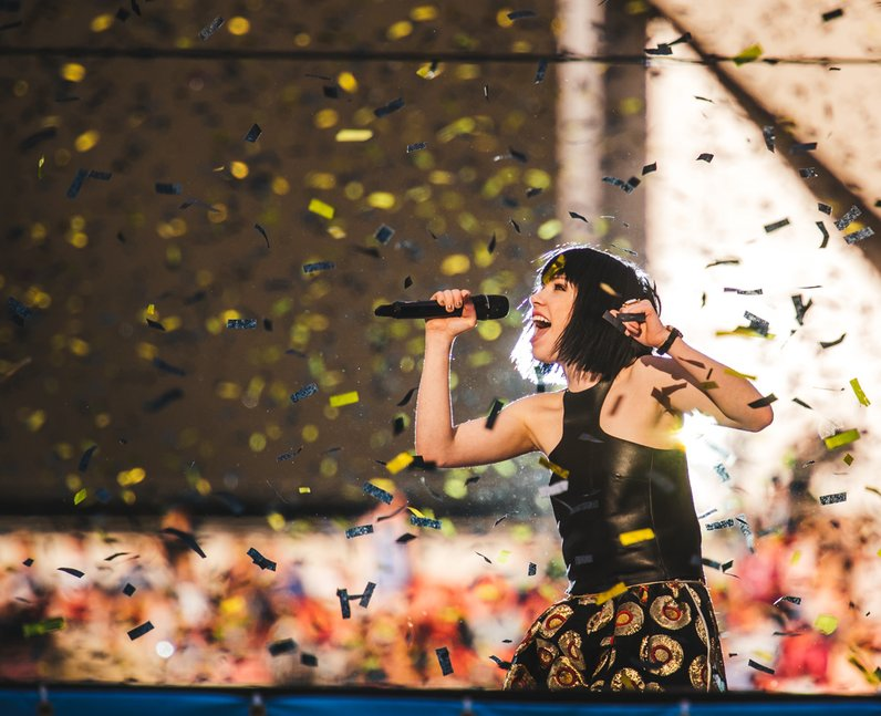 Carly Rae Jepsen Live Summertime Ball 2015