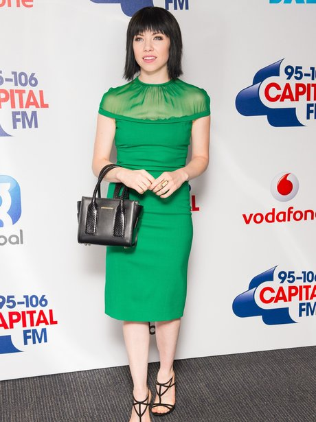 Carly Rae Jepsen Red Carpet at the Summertime Ball