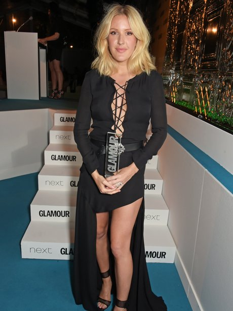 Ellie Goulding Glamour Awards 2015
