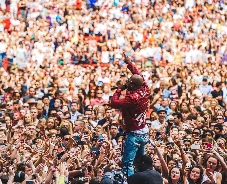 Flo Rida Live Summertime Ball 2015