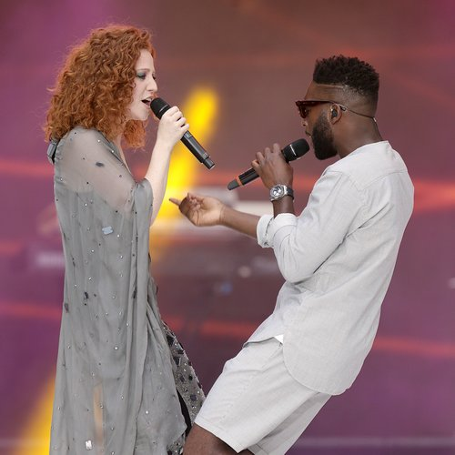 Jess Glynne and Tinie Tempah Summertime Ball 2015