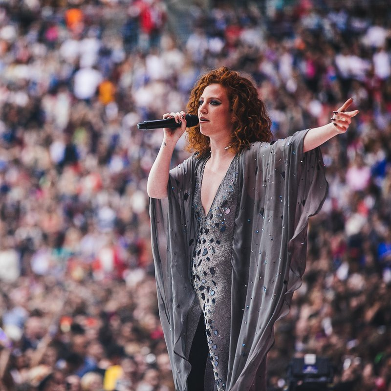 Jess Glynne At Capital Summertime Ball