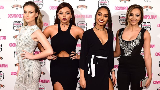 """We Are Little Stars: """"Britney Sounds Great"""": Little Mix Reveal Their Excitement"""