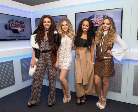 Little Mix Backstage Summertime Ball 2015