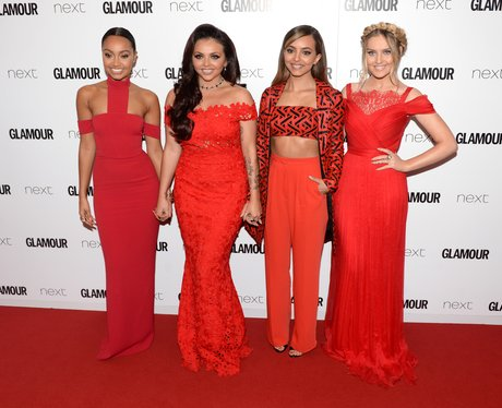 Little Mix Glamour Women Of The Year Awards 2015