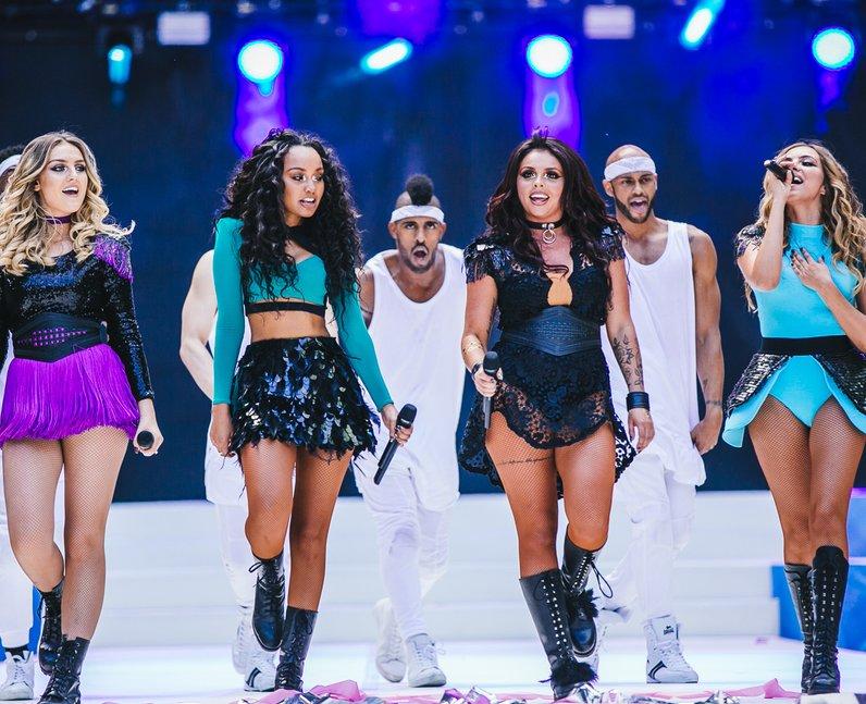 Little Mix Live Summertime Ball 2015