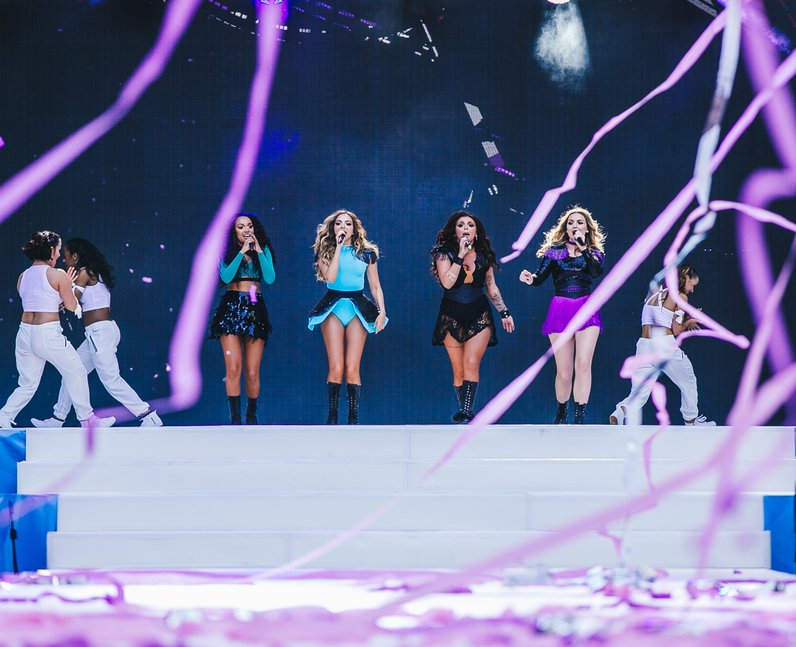 Little Mix Live Summertime Ball 2015
