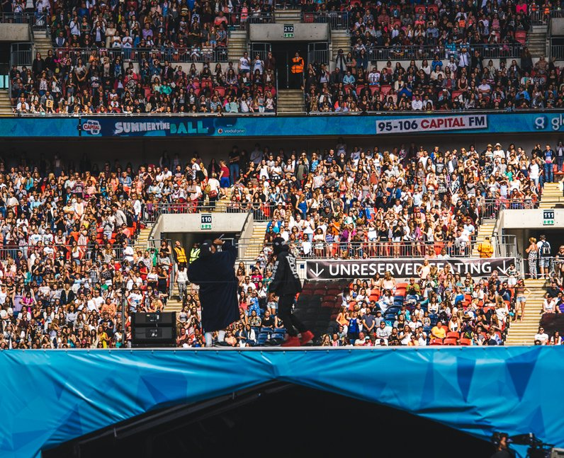 Lunchmoney Lewis Live Summertime Ball 2015