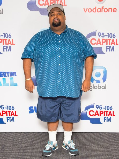 LunchMoney Lewis Red Carpet Summertime Ball 2015