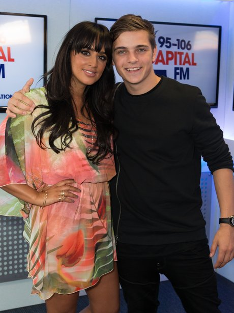 Martin Garrix and Max Backstage Summertime Ball 20