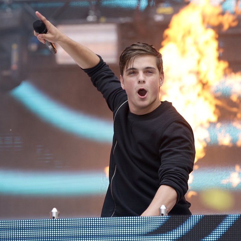 Martin Garrix at Capital's Summertime Ball 2015