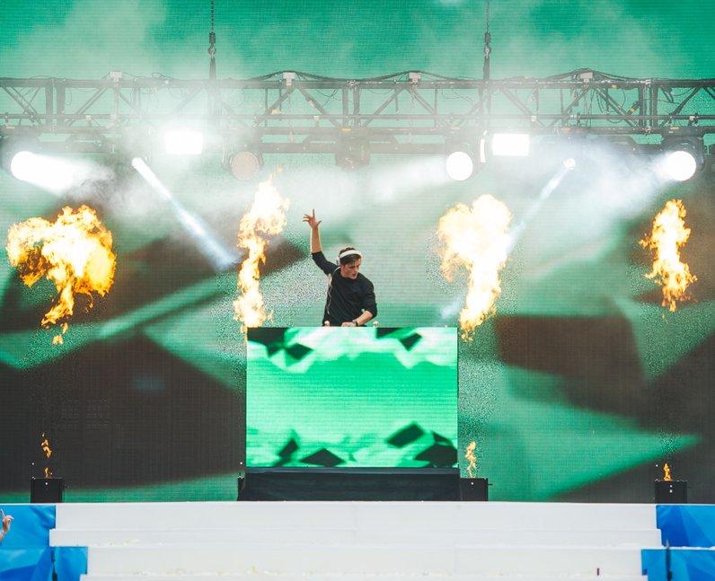 Martin Garrix Live Summertime Ball 2015