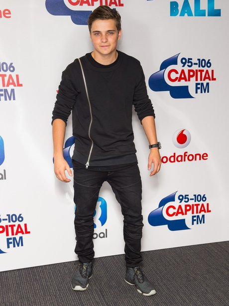 Martin Garrix Summertime Ball Red Carpet 2015