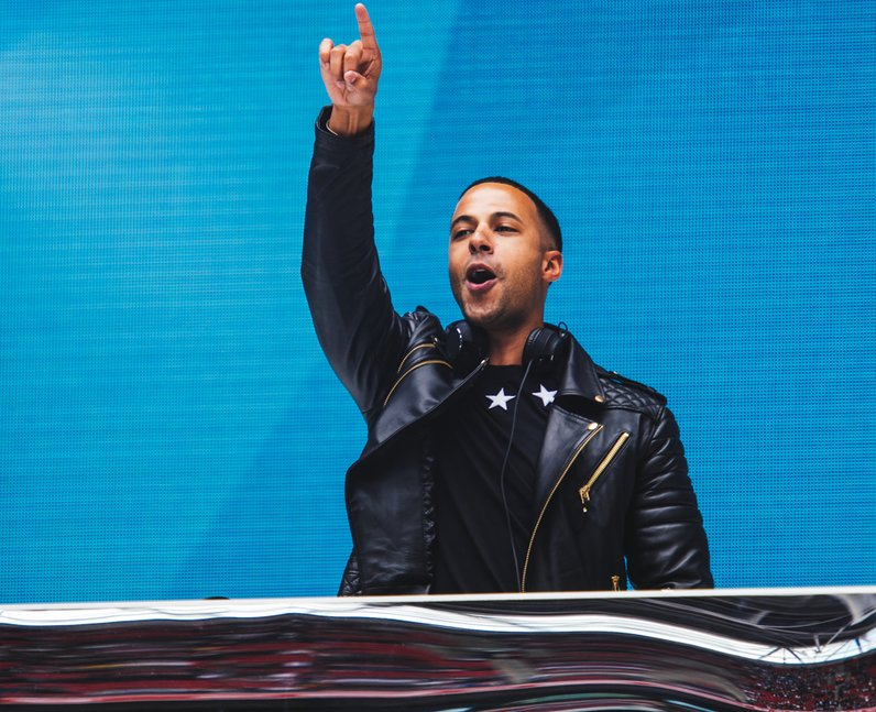 Marvin Humes Live Summertime Ball 2015