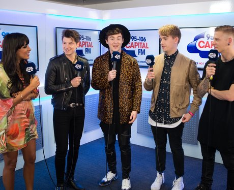 Rixton Backstage Summertime Ball 2015