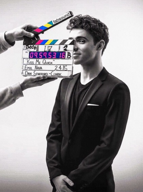 Nathan Sykes instagram