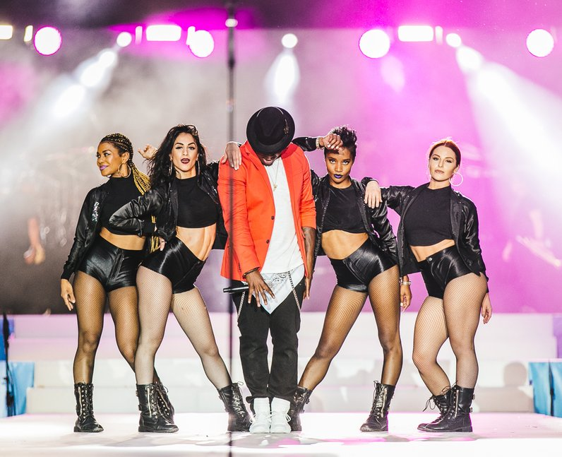Ne-Yo Live Summertime Ball 2015