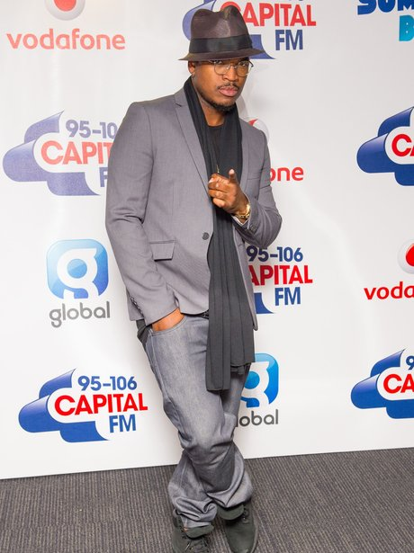 Ne-Yo Red Carpet at the Summertime Ball 2015