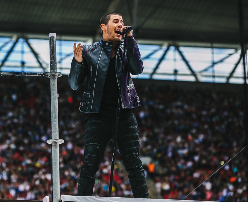Nick Jonas Live Summertime Ball 2015