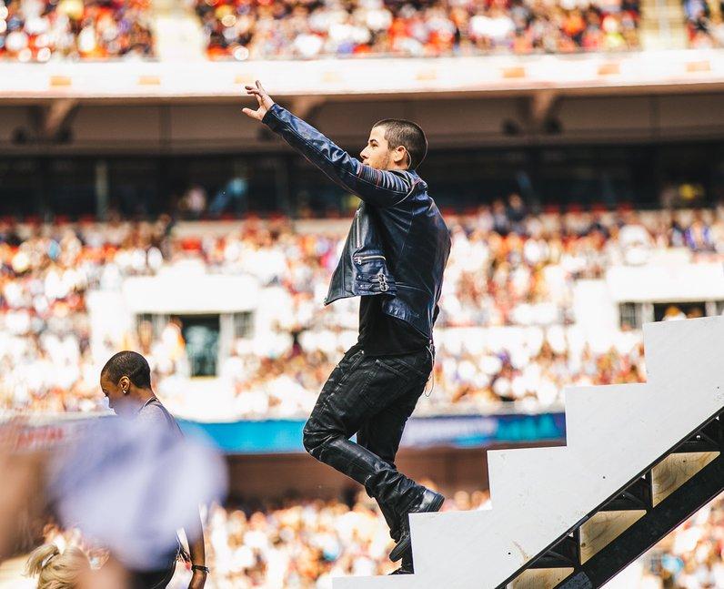 Nick Jonas Live Summertime Ball 2015