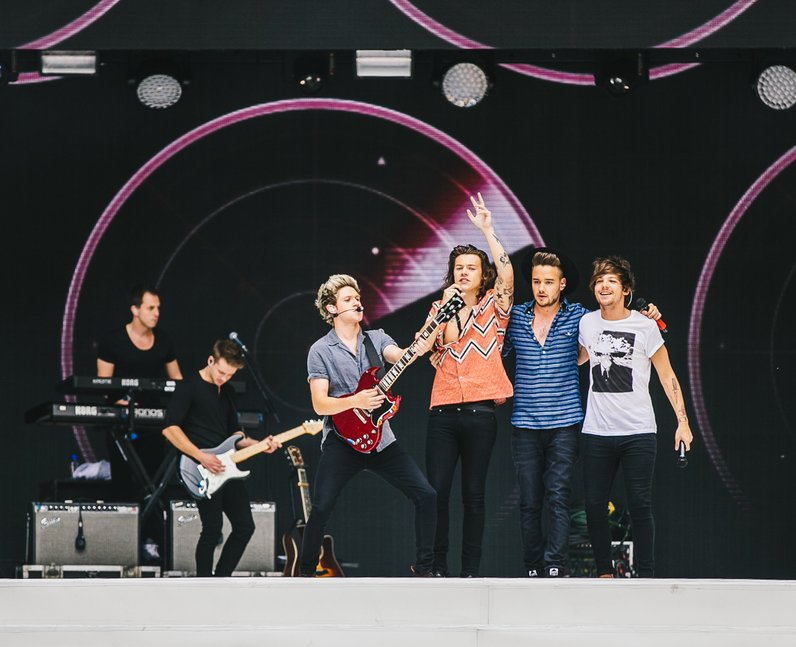 One Direction Live Summertime Ball 2015