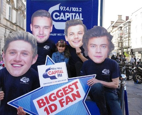 Papp'd @ One Direction Part One