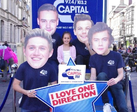 Papp'd @ One Direction Part Two